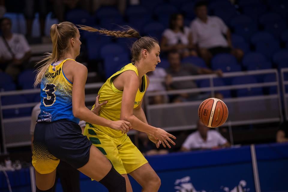 Šopron Basket vs. Piešťanské Čajky