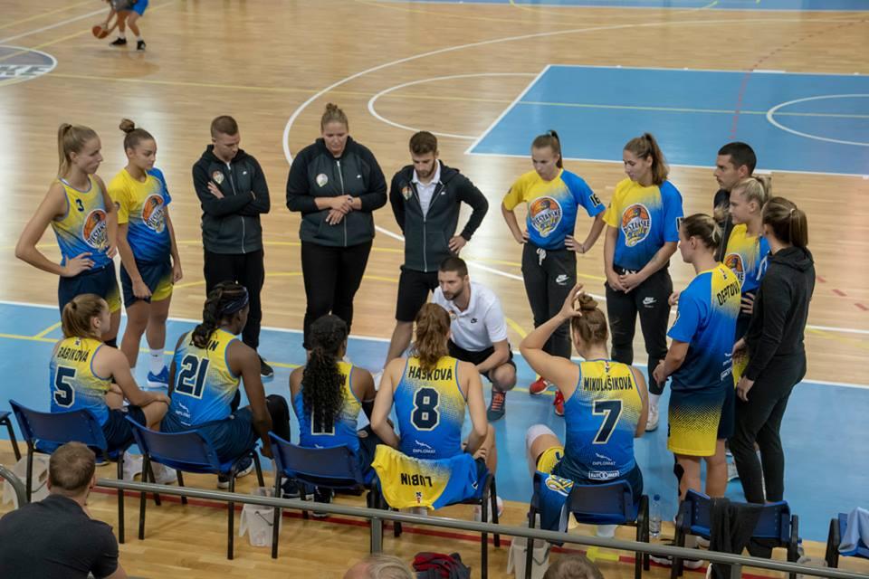 Piešťanské Čajky vstúpia do EWBL na turnaji v Brne