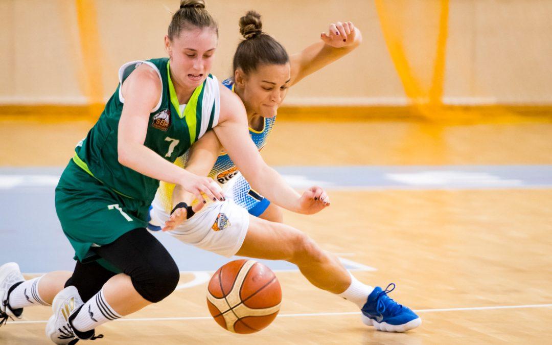 Piešťanské basketbalistky zdolali Šamorín o 27 bodov