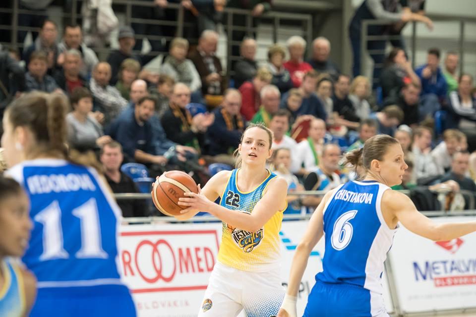 Čajky čaká basketbalový sviatok, privítajú európske top družstvo TTT Riga