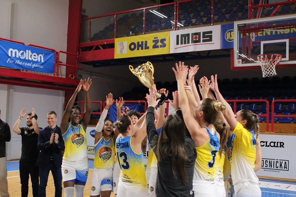 Víťazstvo v CEWL je jedným z najvýraznejších úspechov v histórii klubu