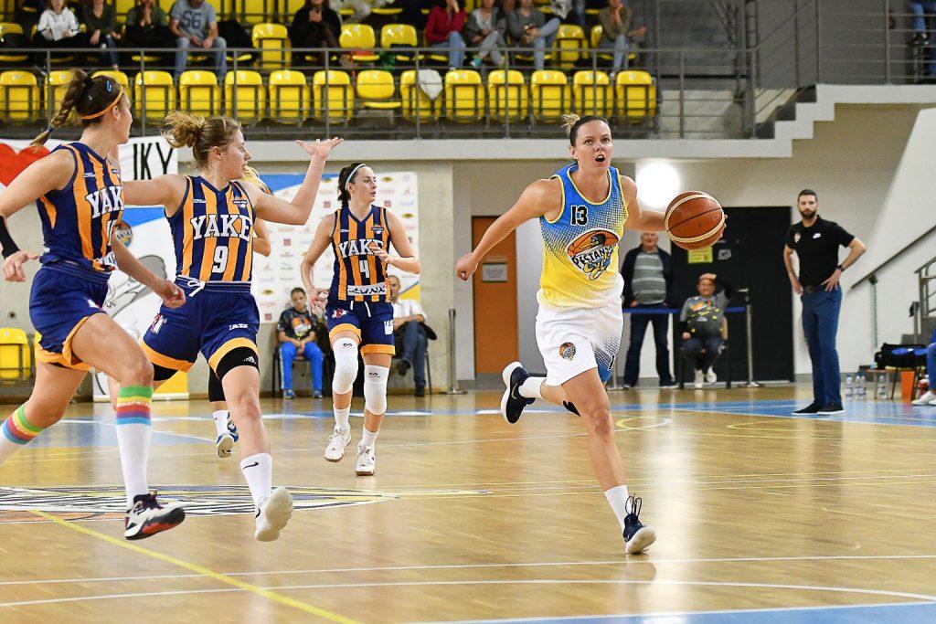 Čajky v sobotu čaká dôležitý súboj s Young Angels Košice ... d7827c93b72