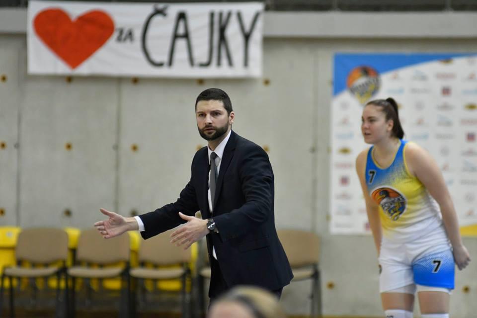 Tréner Čajok R. Kucsa: Play-off je nová súťaž, všetci sa na vrchol extraligy tešíme