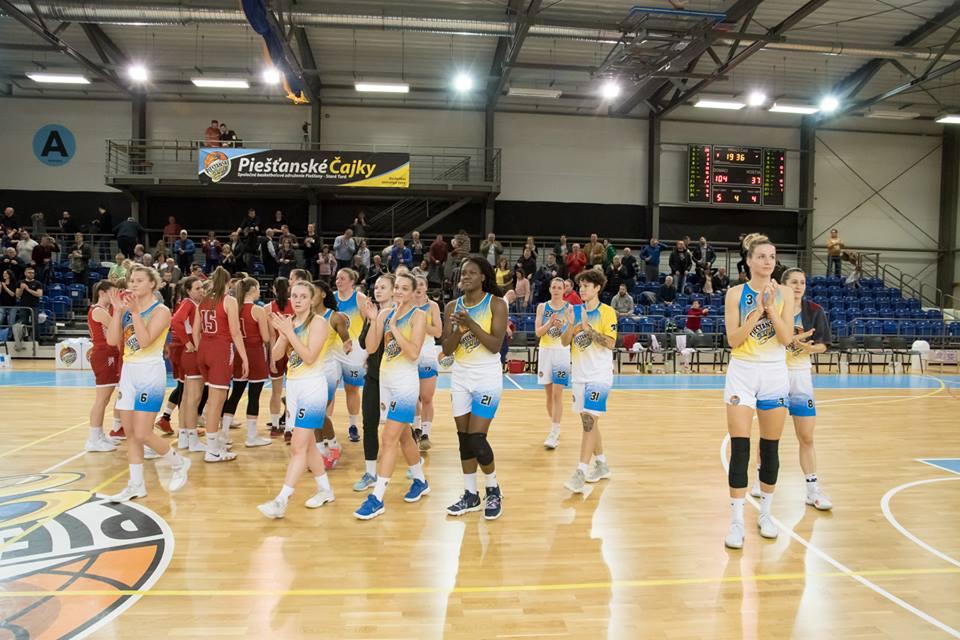 Čajky postúpili do semifinále play-off, zahrajú si s Young Angels Košice