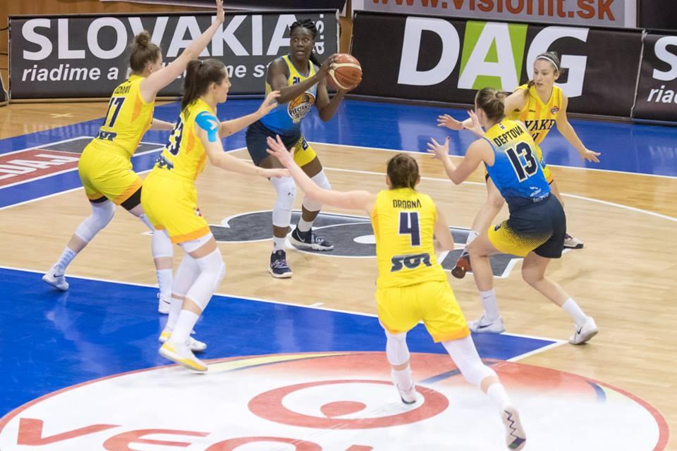 Čajky nezvládli zápas v Košiciach, semifinále je vyrovnané 1:1