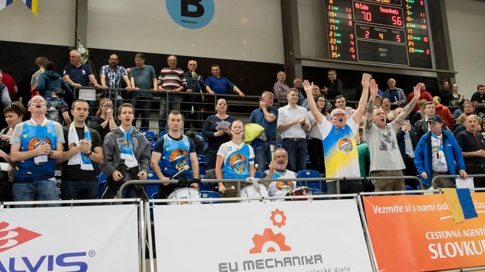 Výjazd fanúšikov na prvý finálový zápas v Ružomberku