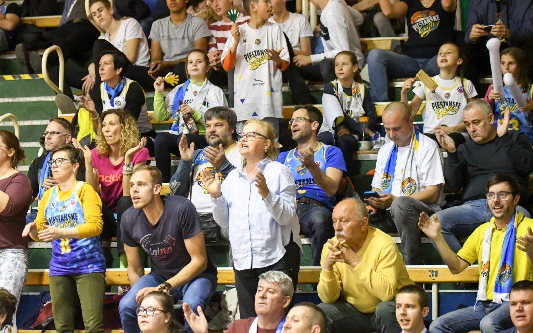 Výjazd fanúšikov na tretí finálový zápas v Ružomberku
