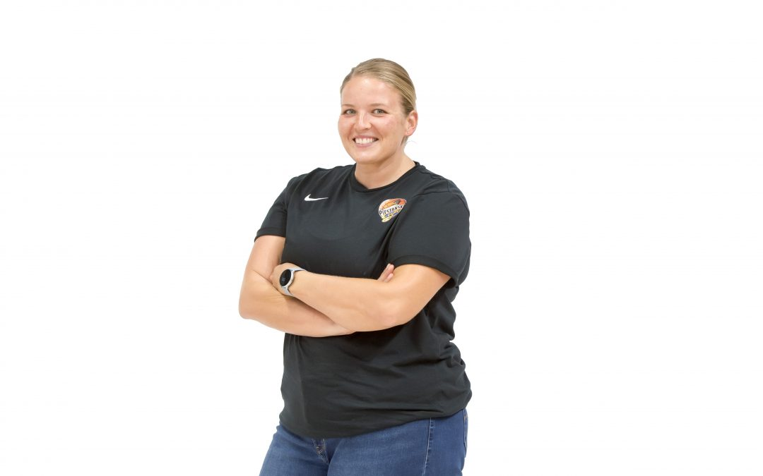 Novou trénerkou Piešťanských Čajok je Lucia Krč-Turbová