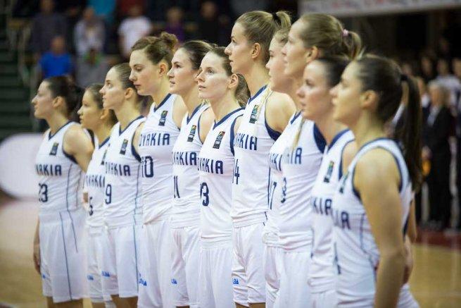 Ženská reprezentácia sa žiaľ na majstrovstvách Európy nepredstaví