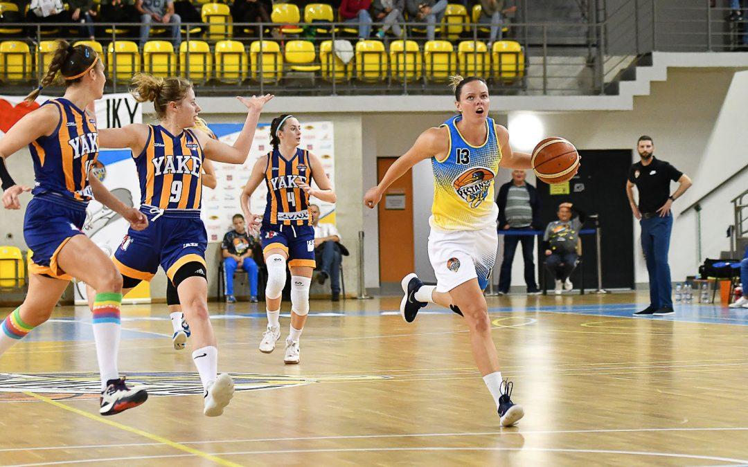 Čajky v sobotu čaká dôležitý súboj s Young Angels Košice