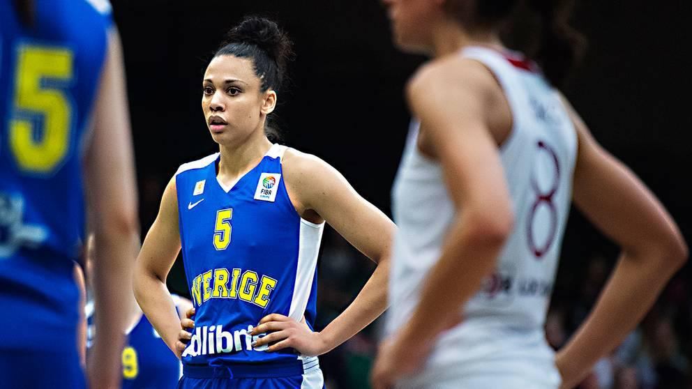 Švédska reprezentantka Danielle Hamilton-Carter prichádza do Piešťanských Čajok