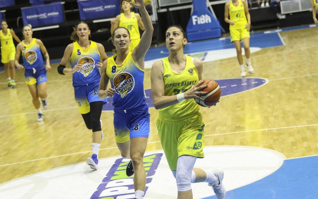 Na úvod prípravy prehra so Šopron Basket