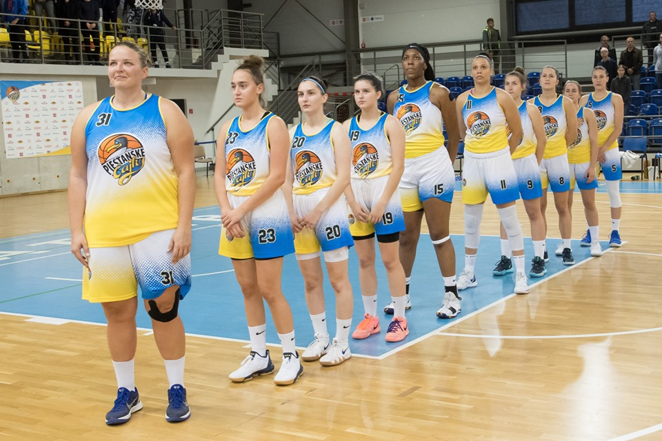 Čajky prekvapujúco zaváhali s B. Bystricou, nehralo až deväť hráčok družstva