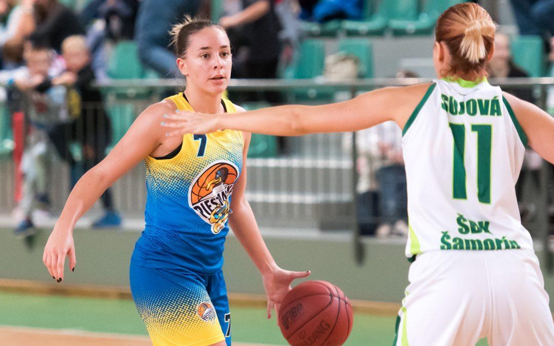 Piešťanské Čajky spoznali vyžrebovanie basketbalovej extraligy žien, tá bude napokon s ôsmymi tímami