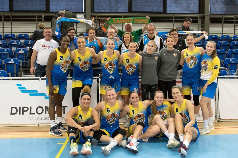 EWBL: Čajky doma stopercentné, po víťazstve nad Horizontom Minsk majú istý postup do play-off