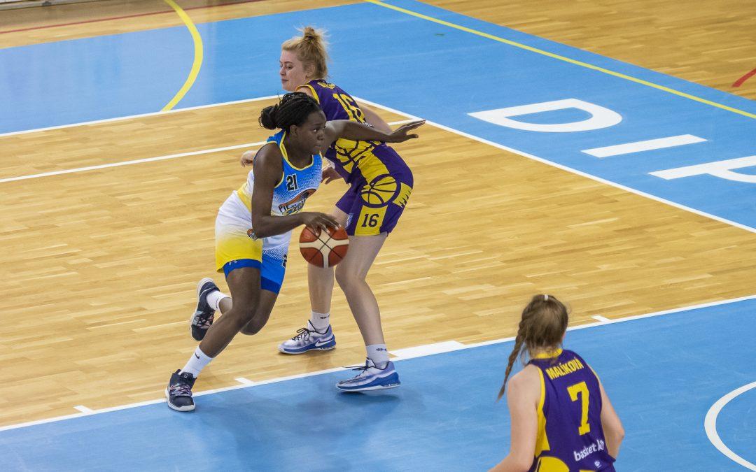 Čajky majú v CEWL štvrté víťazstvo, Slovanku MB zdolali 77:64