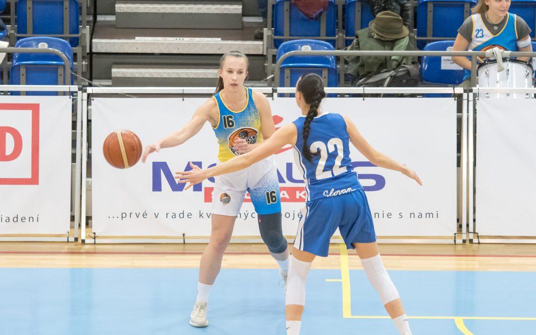 Simona Majtásová sa takmer po ročnej prestávke vrátila do zostavy Čajok!