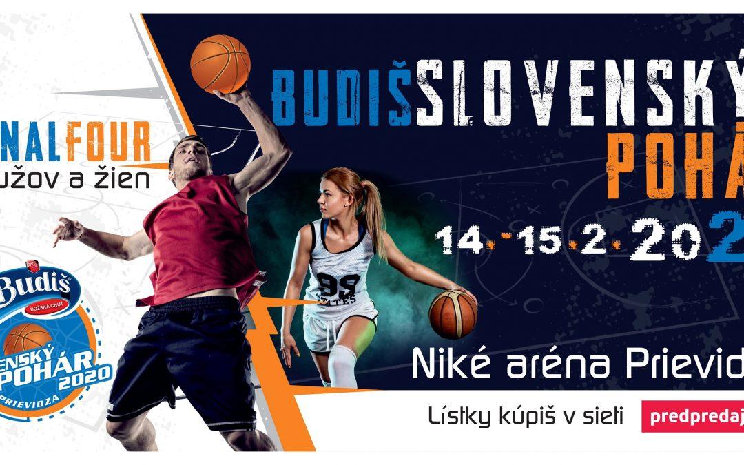 Slovenský pohár 2020 v Prievidzi ponúkne boj o prvú trofej sezóny