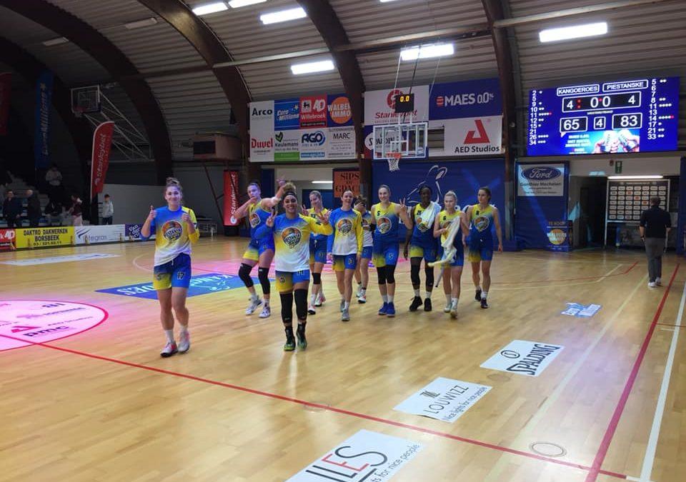 Čajky v Mechelene jednoznačným víťazstvom potvrdili prvé miesto v A-skupine CEWL