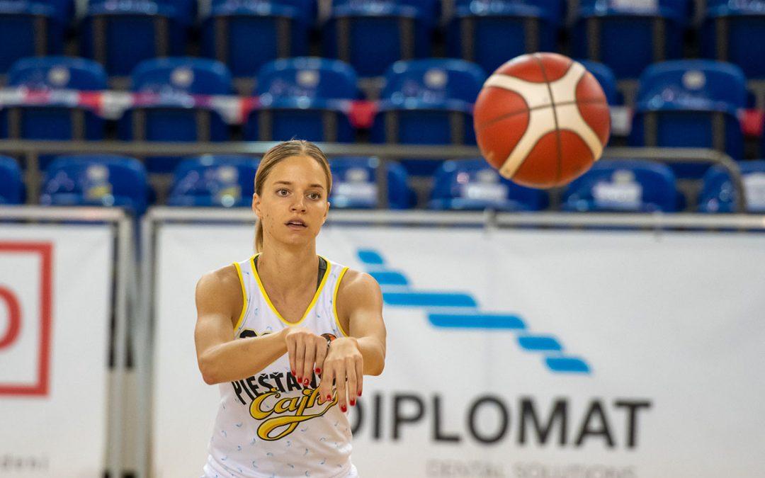 Terézia Páleníková v ankete Basketbalista roka 2020 na šiestom mieste