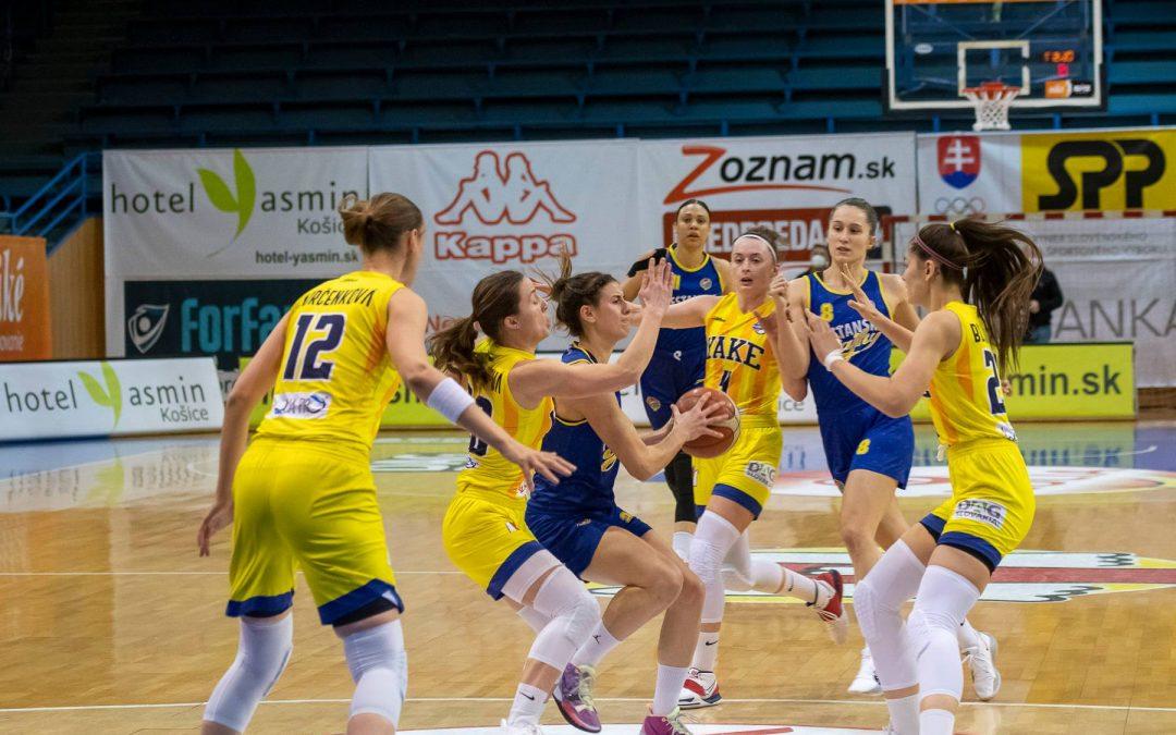 Semifinále play-off Niké Extraligy žien je tu!
