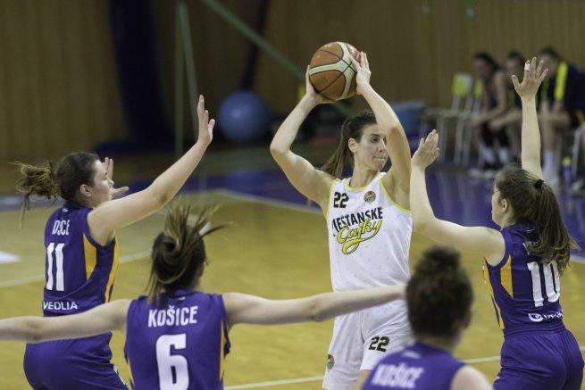 Čajky si zahrajú o Slovenský pohár, vo finále ich vyzvú domáce Young Angels Košice