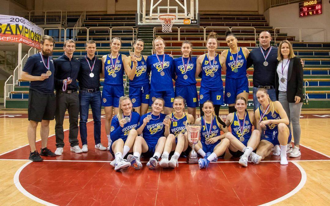B. Borovičková: Škoda, že bodka za sezónou nebola zlatá. Nemáme sa však za čo hanbiť.