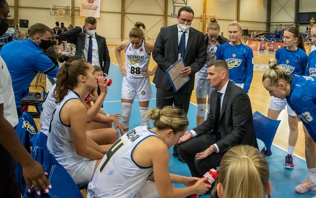 O postup do Eurocopu sa Čajky pobijú v Ardénach, kde to žije basketbalom