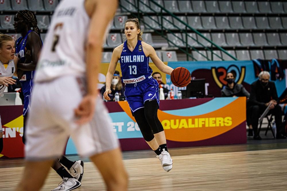 Čajky na turnaji v Trutnove aj s novou posilou, fínskou reprezentantkou Veerou Pirttinen