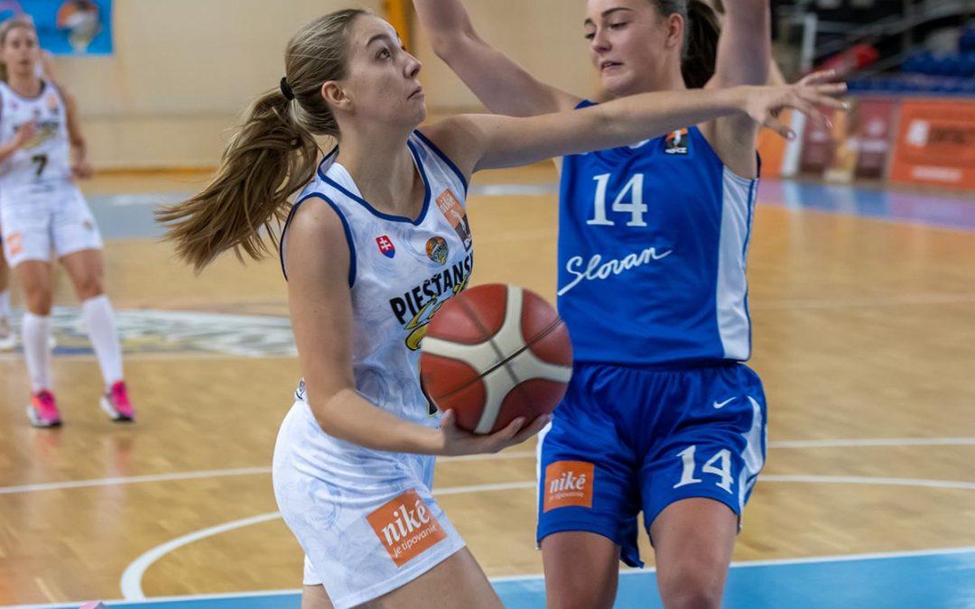 Piešťanské Čajky vs. Slovan Bratislava